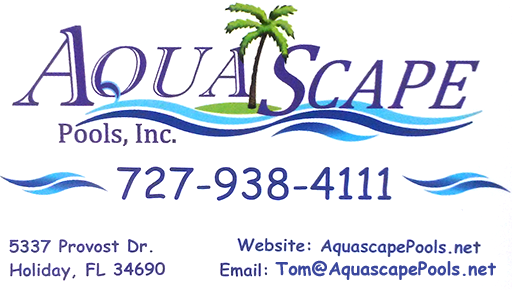 AquaScape Pools, Inc.